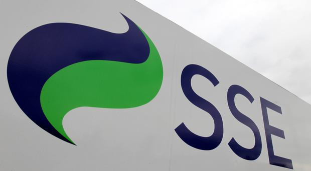 Energy giant SSE is in talks with Ovo (Andrew Milligan/PA)