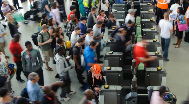 Sensors on trains could mean end of the line for ticket barriers