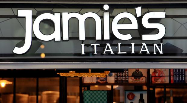 Jamie's Italian's former sites have all been sold off, three months after the chain collapsed (PA)