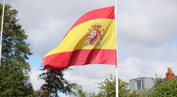 Spanish is now the most popular foreign language A-level (Brian Lawless/PA)