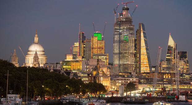 The City of London (PA)