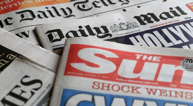What the papers say – August 16 (PA)