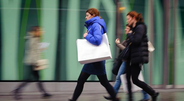 UK households have cut back on big purchases as fears of a possible recession continue to loom, a survey suggests (Dominic Lipinski/PA)