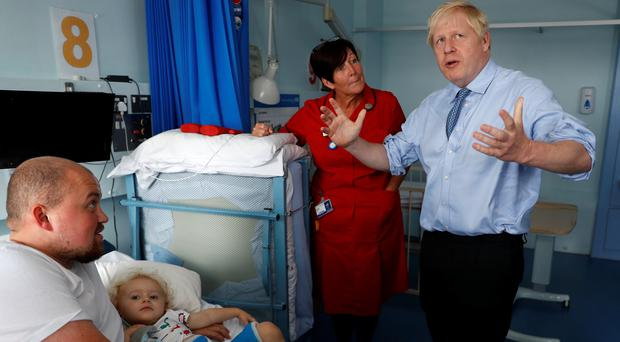 Boris Johnson orders action to stop measles spread