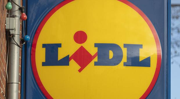 Lidl said it expects its suppliers to pay any additional EU tariffs (Steve Parsons/PA)