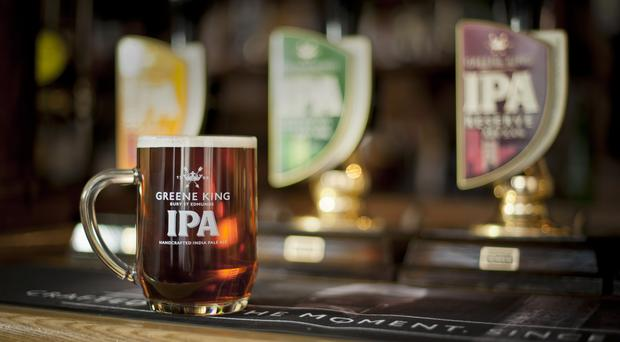 UK pub group and brewer Greene King has agreed a £2.7 billion sale to Hong Kong real estate giant CKA (PA)