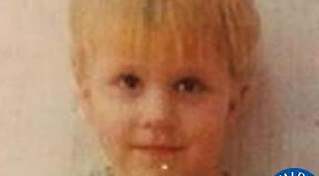Missing toddler Dylan Hayes (West Midlands Police/PA)