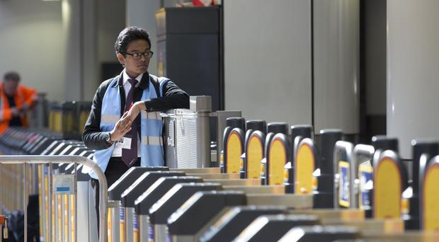 Eight train companies overcharged fare dodgers (Isabel Infantes/PA)
