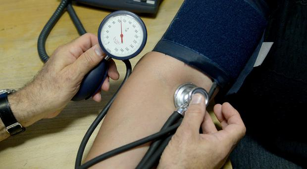 Early blood pressure change associated with poorer brain health – study (Anthony Devlin/PA)