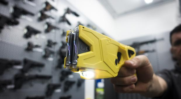 New Tasers for every frontline officer who wants one will be issued by Durham Police (Durham Police/PA)