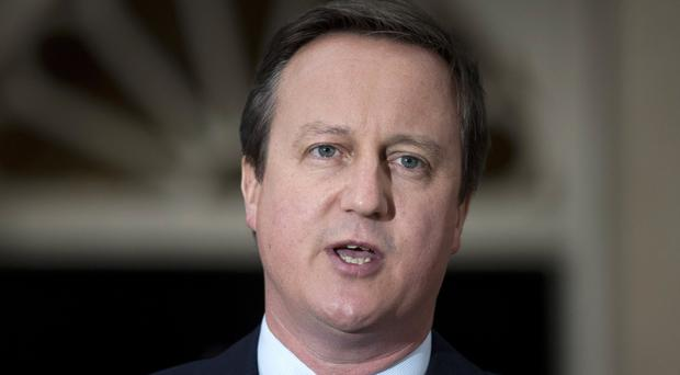 David Cameron resigned as PM following the EU referendum result (Hannah McKay/PA)