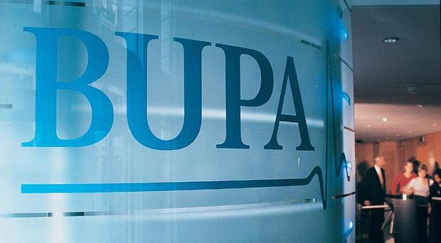 Bupa has been criticised by a Government watchdog (PA)
