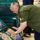 The boss of Tesco has warned big brands that they could be banned from the supermarket's shelves if they fail to eliminate the use of excessive plastic (Tesco/PA)
