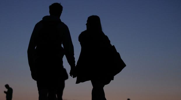 The study of 3,922 British adults found three-quarters of those aged 65 and older felt both the man and woman would equally enjoy lovemaking (PA)
