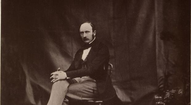 A private family photographs of Prince Albert commissioned by Queen Victoria (Royal Collection Trust/ HM Queen Elizabeth II 2019/PA)