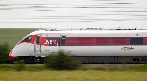 LNER has urged passengers not to travel on Saturday or Sunday (Joe Giddens/PA)