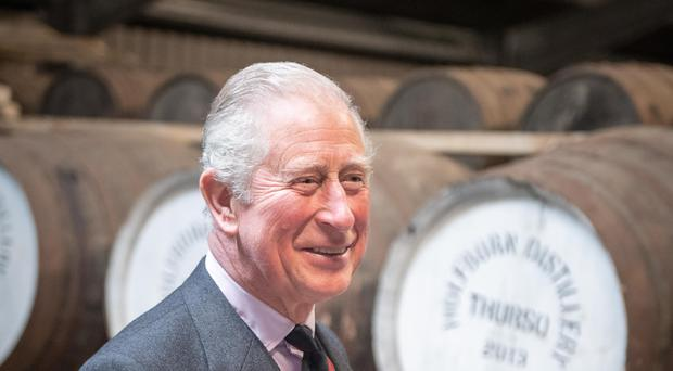 The Prince of Wales is to visit a commemoration to the Battle of Arnhem in September (Michal Wachucik/PA)