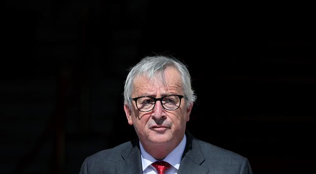 President of the European Commission, Jean-Claude Juncker (Brian Lawless/PA)