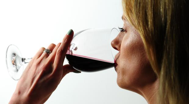 Scientists looked into the effects of red wine (Ian West/PA)