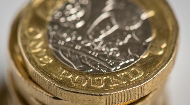 Plans to suspend Parliament until a Queen's speech in October have spooked traders and sent the value of the pound falling (PA)