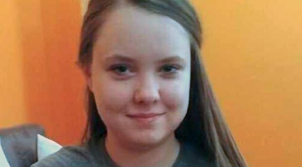 Victoria Grabowski, 16, is missing in the UK (family handout/PA)