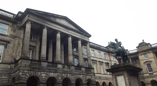 A motion has been submitted to the Court of Session in Edinburgh (PA)