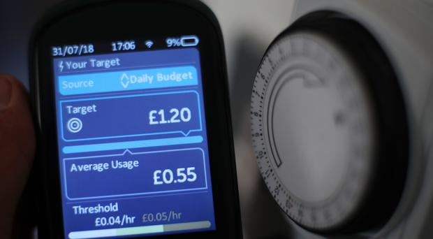 A third of smart meter owners have had problems with their devices, a survey suggests (Yui Mok/PA)