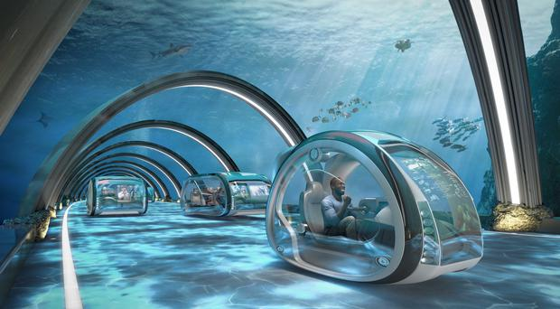 A vision of an underwater future (Samsung)