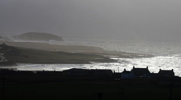Voters in Shetland are electing their new MSP (David Cheskin/PA)