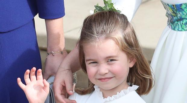 Princess Charlotte will start school at St Thomas's Battersea on September 5 (Andrew Matthews/PA)