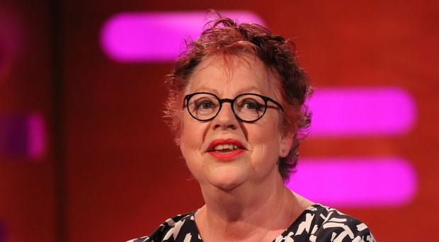 Jo Brand was appearing on BBC Radio 4's Heresy show in June when she made the comments (Isabel Infantes/PA)