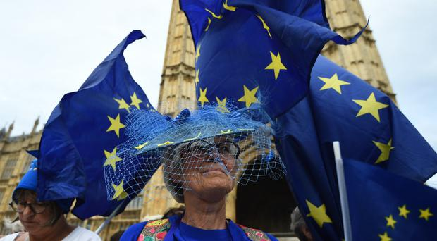 Does prorogation spell the end of pro-Brussels campaigners' hopes of stopping Boris Johnson from taking the UK out of the European Union without a deal? (Kirsty O'Connor/PA)