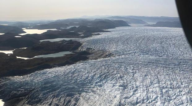 The Russell Glacier (Extreme E/PA)