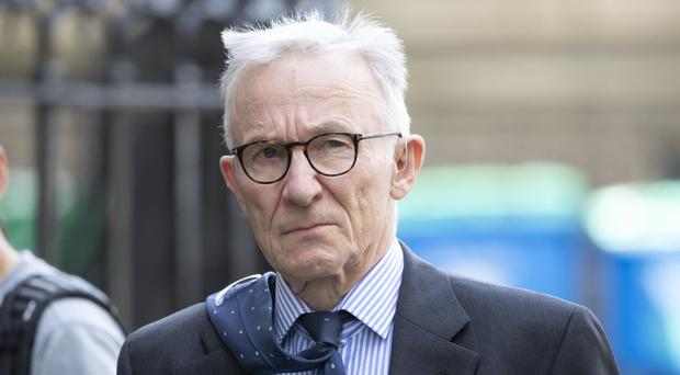 Lord Doherty is due to rule on a legal challenge by campaigners aiming to stop Boris Johnson suspending Parliament (Jane Barlow/PA)