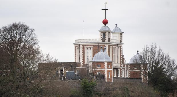 The Royal Observatory Greenwich (Victoria Jones/PA)