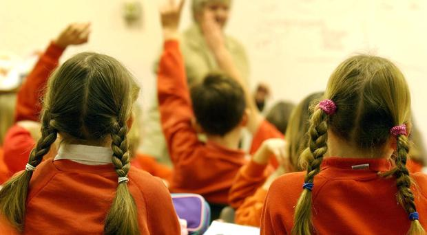 Northern Ireland will receive £500m for education over a three year period (PA)