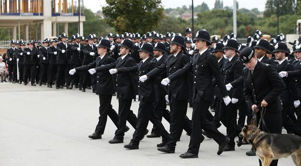 HM Inspector of Constabulary Matt Parr is recommending reinstating a rule which means officers must serve in more than one force before applying for a Chief Constable position (Yui Mok/PA)