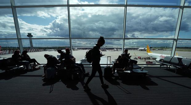Hundreds of passengers have been arrested for being drunk on planes and at airports in the past two years (Yui Mok/PA)