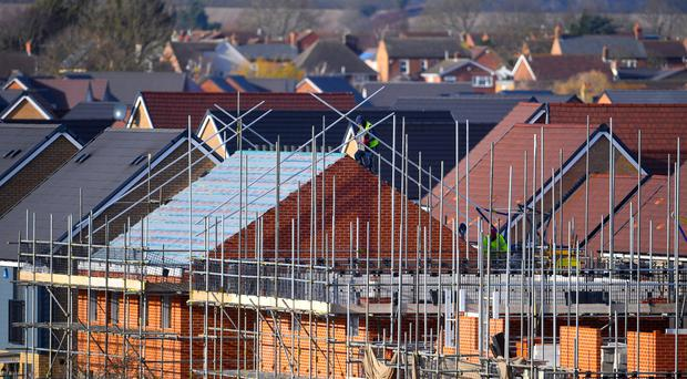 Britain's builders have suffered the sharpest fall in new orders since the financial crisis as the construction sector downturn deepens, according to a survey (Joe Giddens/PA)