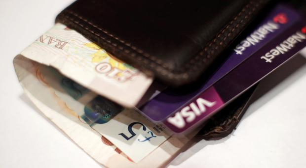People in the Republic who have a bank account in Northern Ireland or Britain have been warned they could face disruption to their banking services in the event of a no-deal Brexit (stock image)