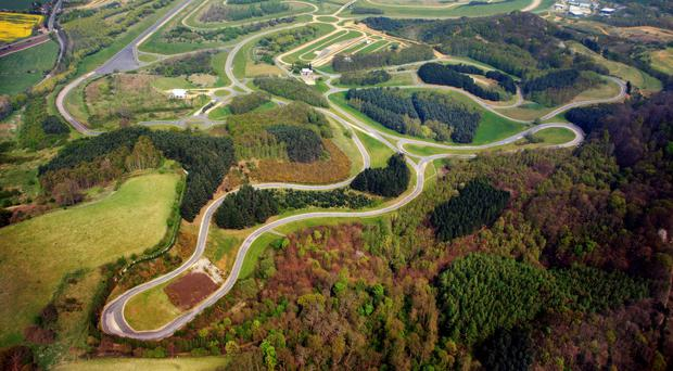 Millbrook Proving Ground has been used for vehicle testing since the 1970s (Millbrook/PA)