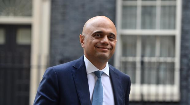 Chancellor Sajid Javid is set to unveil his 12-month spending round (Kirsty O'Connor/PA)