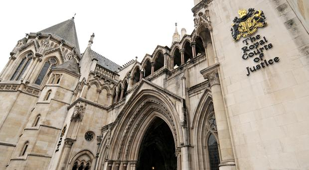 The High Court (Anthony Devlin/PA)