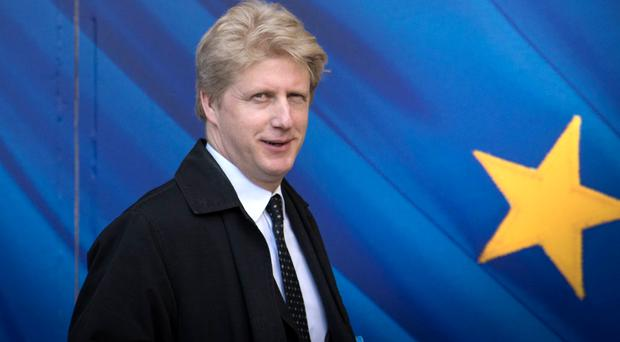 Jo Johnson said he was 'torn between family loyalty and the national interest' (Stefan Rousseau/PA)