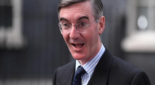 Jacob Rees-Mogg is under fire over his remarks (Victoria Jones/PA)