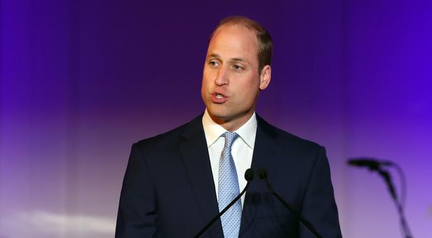 The Duke of Cambridge is president of the Football Association (Chris Jackson/PA)