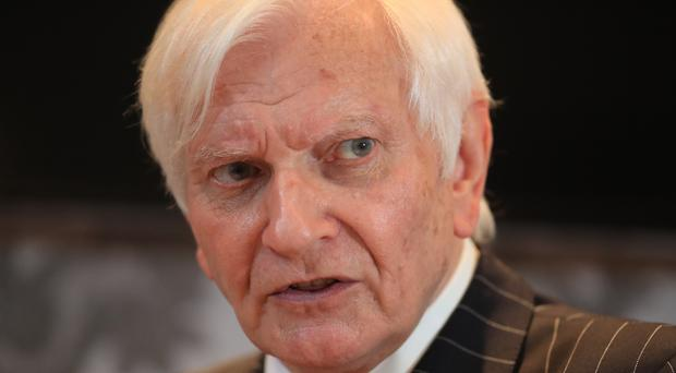 """Former Conservative MP Harvey Proctor who claims a review shows """"staggering incompetence"""" in the Met Police probe into claims of a VIP paedophile ring (Danny Lawson/PA)"""