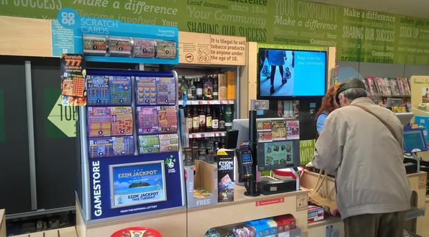 Nektr has started legal action against Camelot and the Co-op after accusing them of 'anti-competitive collusion' related to its own scratchcards for the retailer (PA)