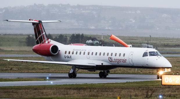 All of the services will be operated by Embraer 145 or 135 jets (Loganair/PA)