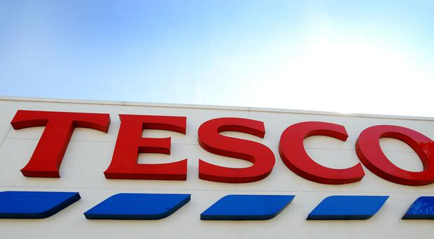 Police are at the scene of a nearby security alert which has forced the closure of a nearby Tesco.